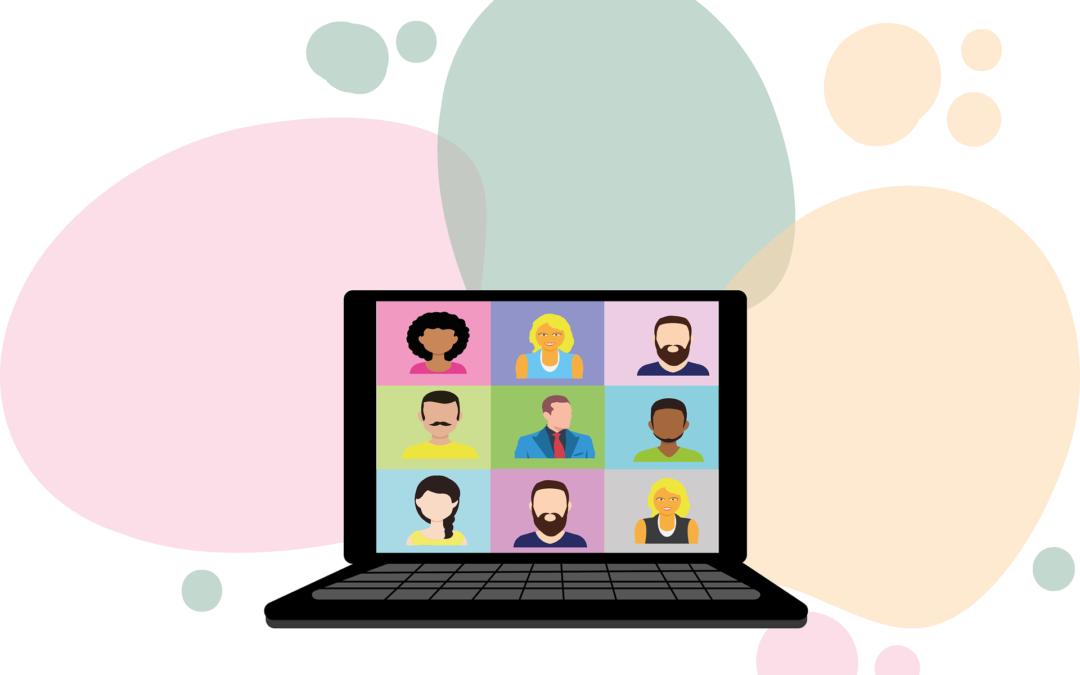 Reunions virtuals per seguir amb les activitats previstes